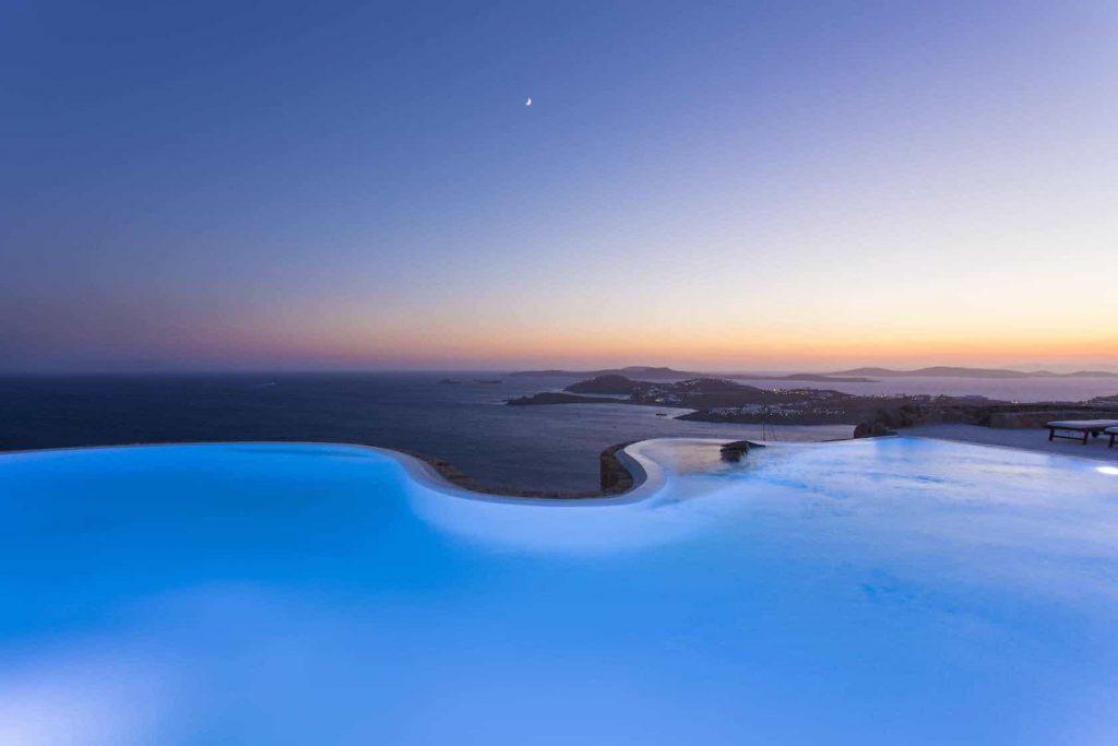 Mykonos luxury villa Panthea41