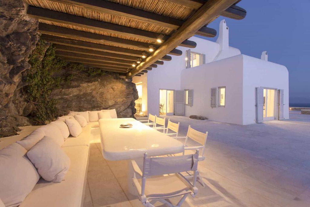 Mykonos luxury villa Panthea42