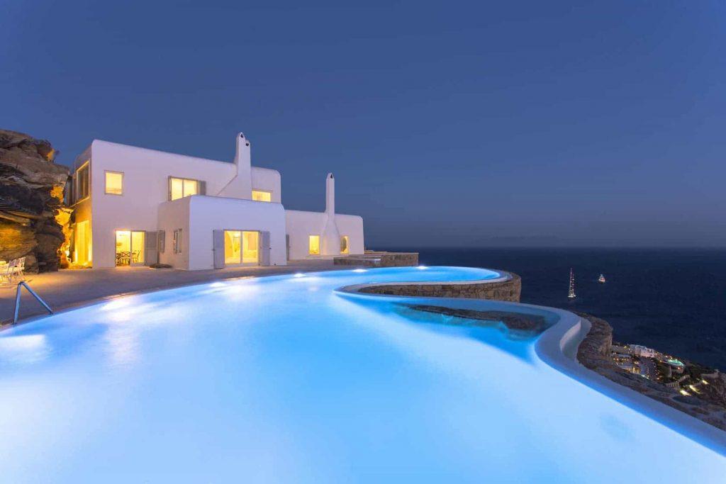 Mykonos luxury villa Panthea43