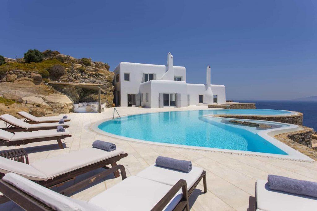 Mykonos luxury villa Panthea7