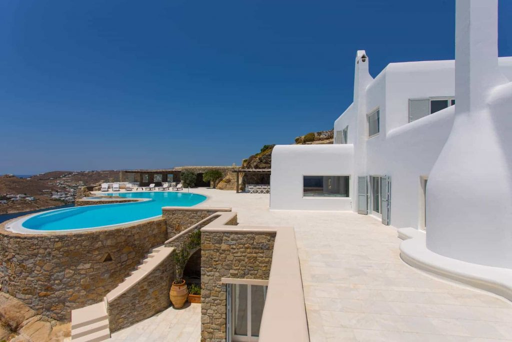 Mykonos luxury villa Panthea8