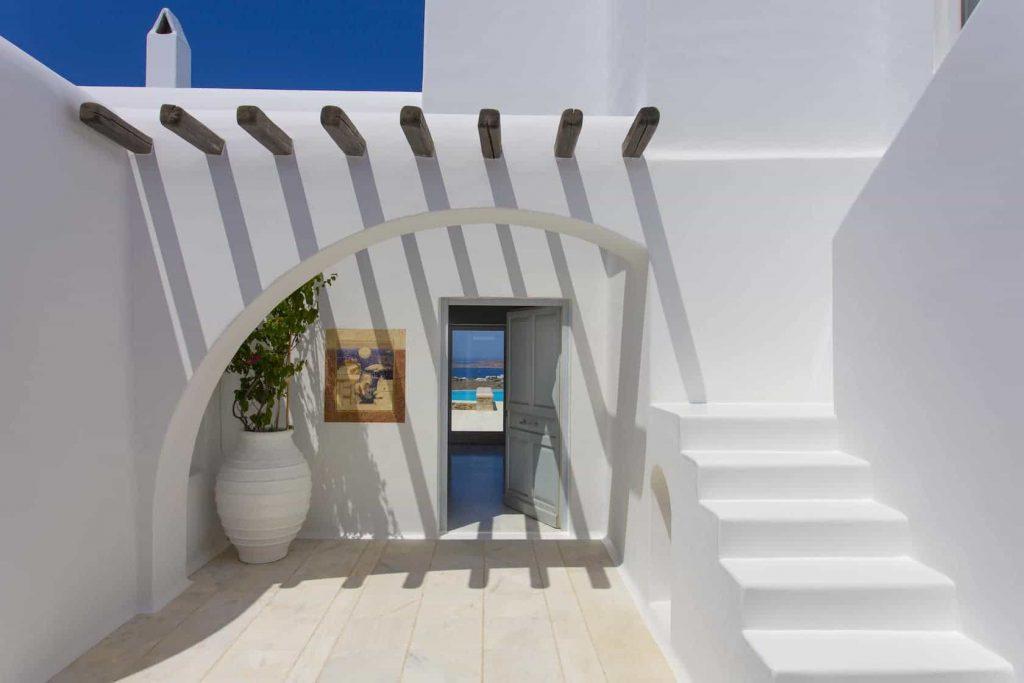 Mykonos luxury villa Panthea9