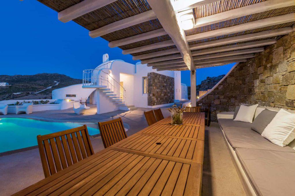 Mykonos luxury villa Parole2