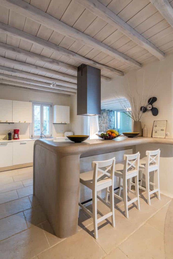 Mykonos luxury villa Parole22