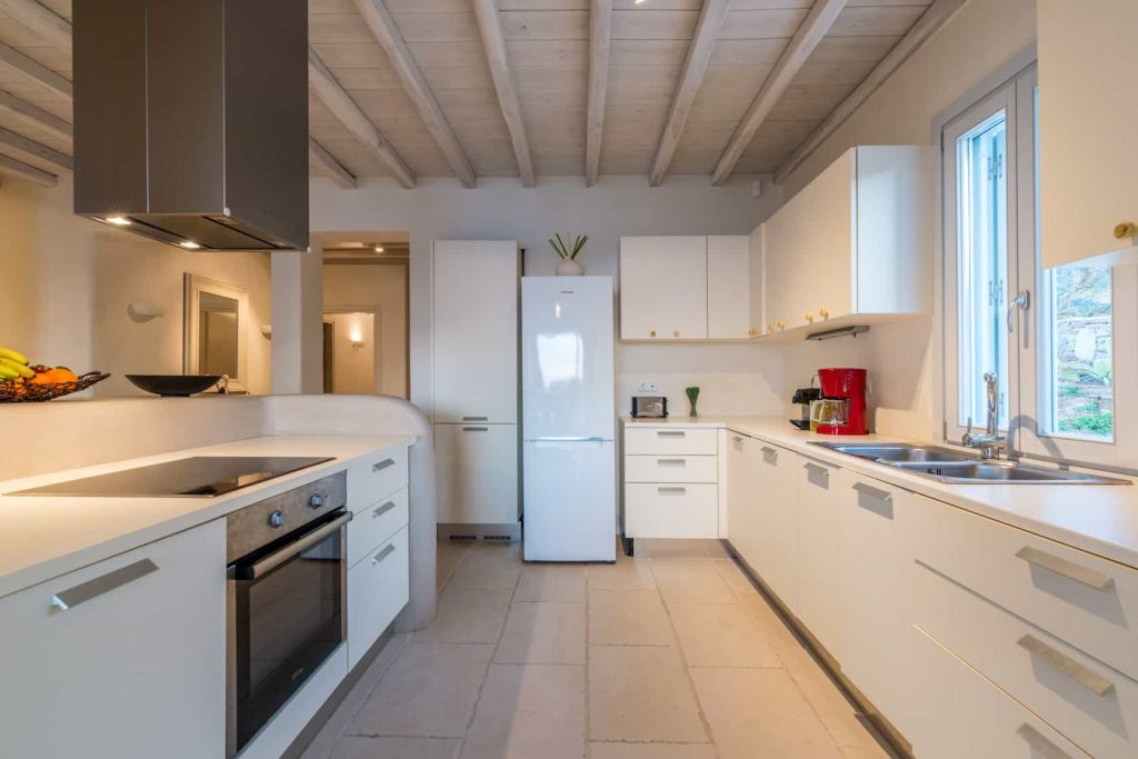 Mykonos luxury villa Parole23