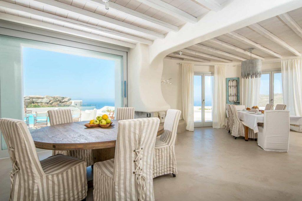 Mykonos luxury villa Parole26