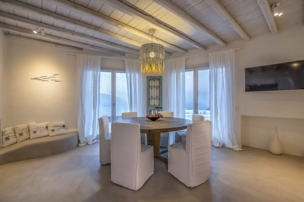 Mykonos luxury villa Parole3