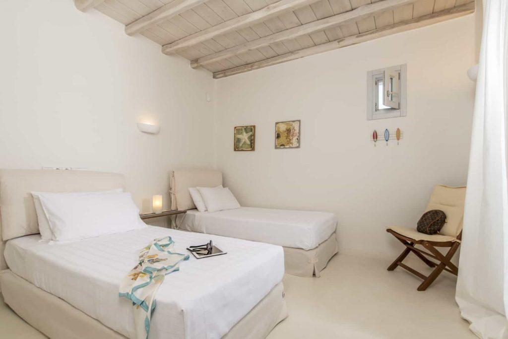 Mykonos luxury villa Parole36