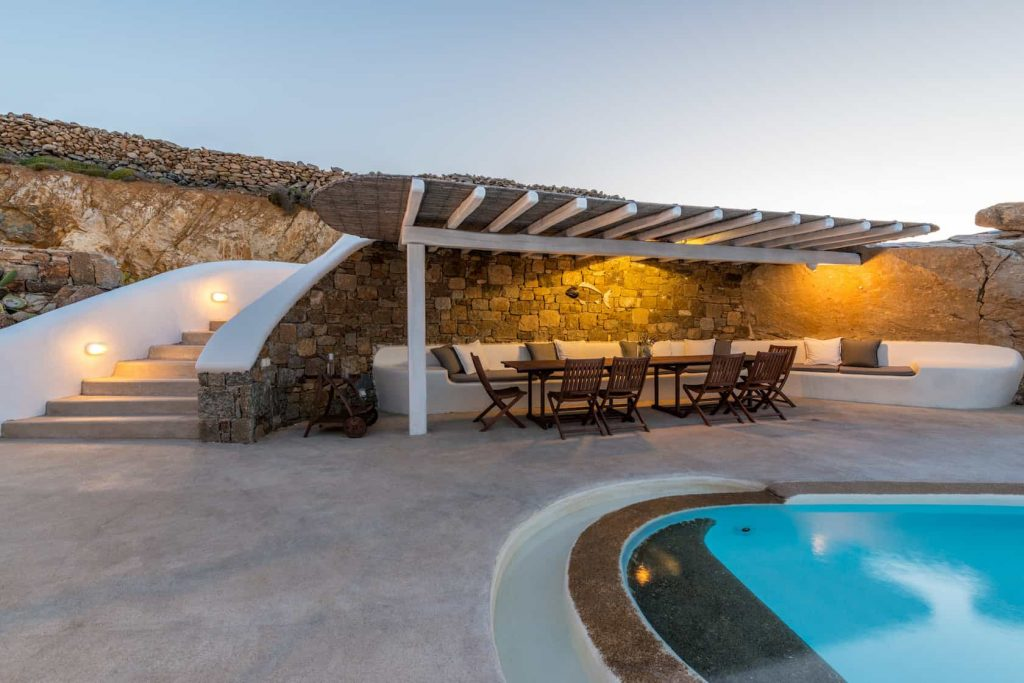 Mykonos luxury villa Parole39