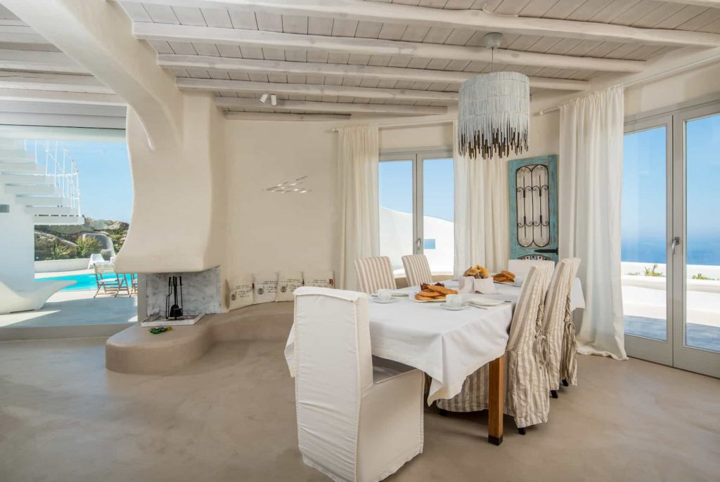 Mykonos luxury villa Parole4