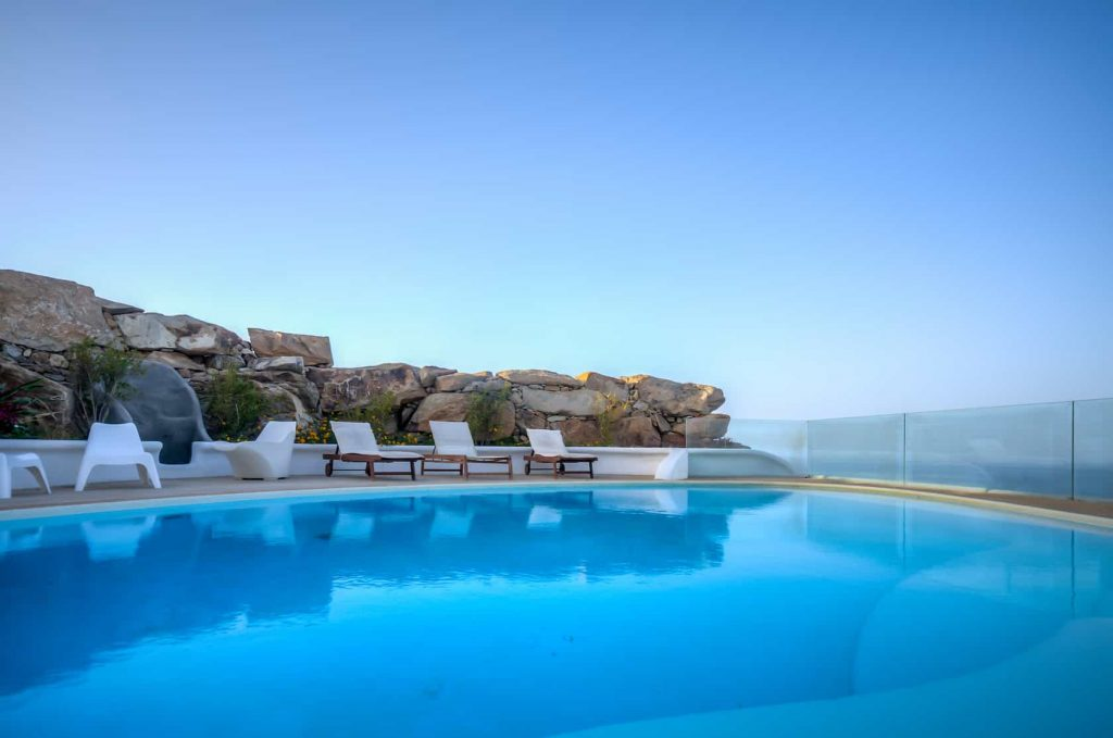 Mykonos luxury villa Parole41