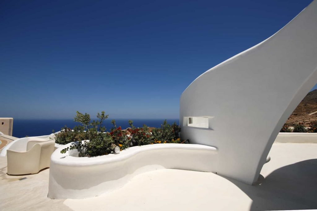Mykonos luxury villa Parole43