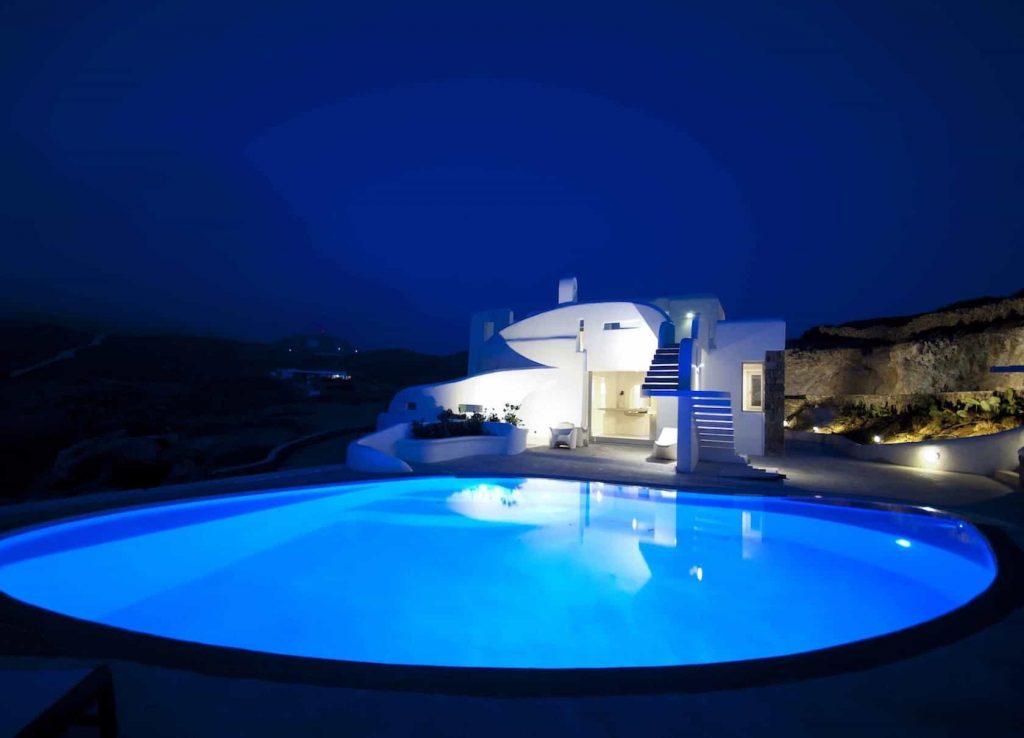 Mykonos luxury villa Parole44