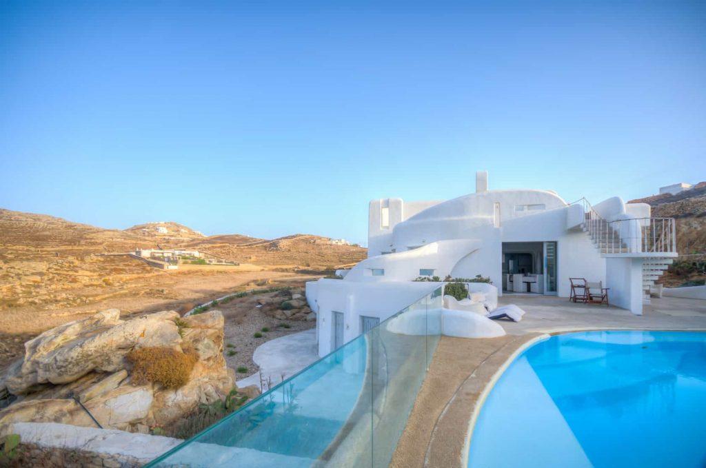 Mykonos luxury villa Parole46