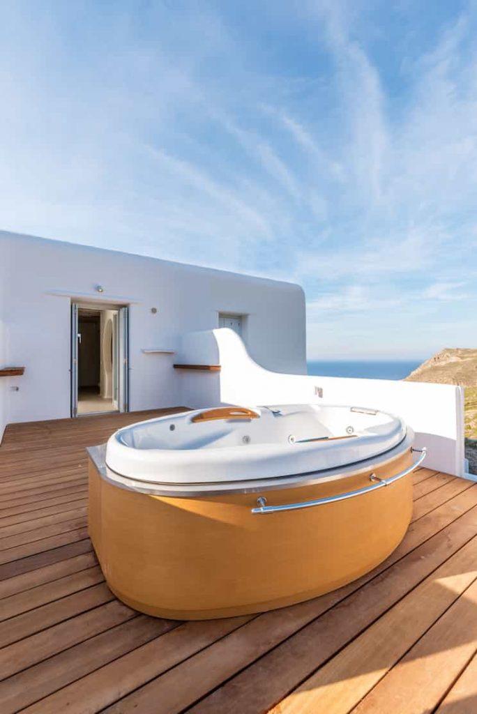 Mykonos luxury villa Parole47