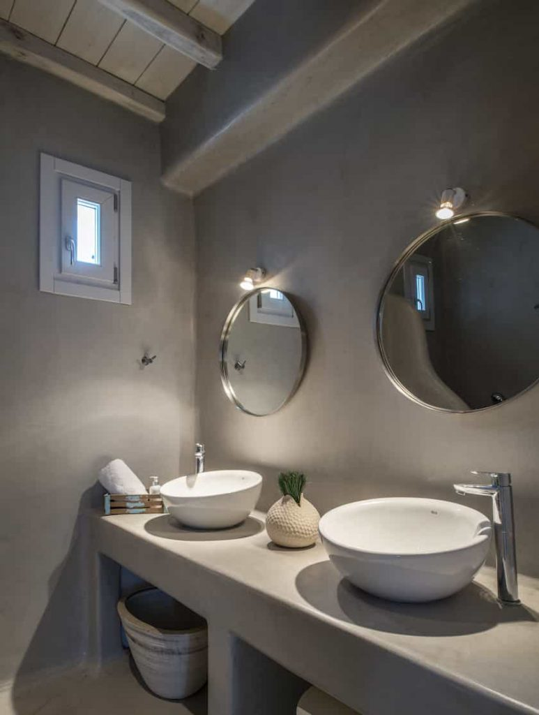 Mykonos luxury villa Parole48