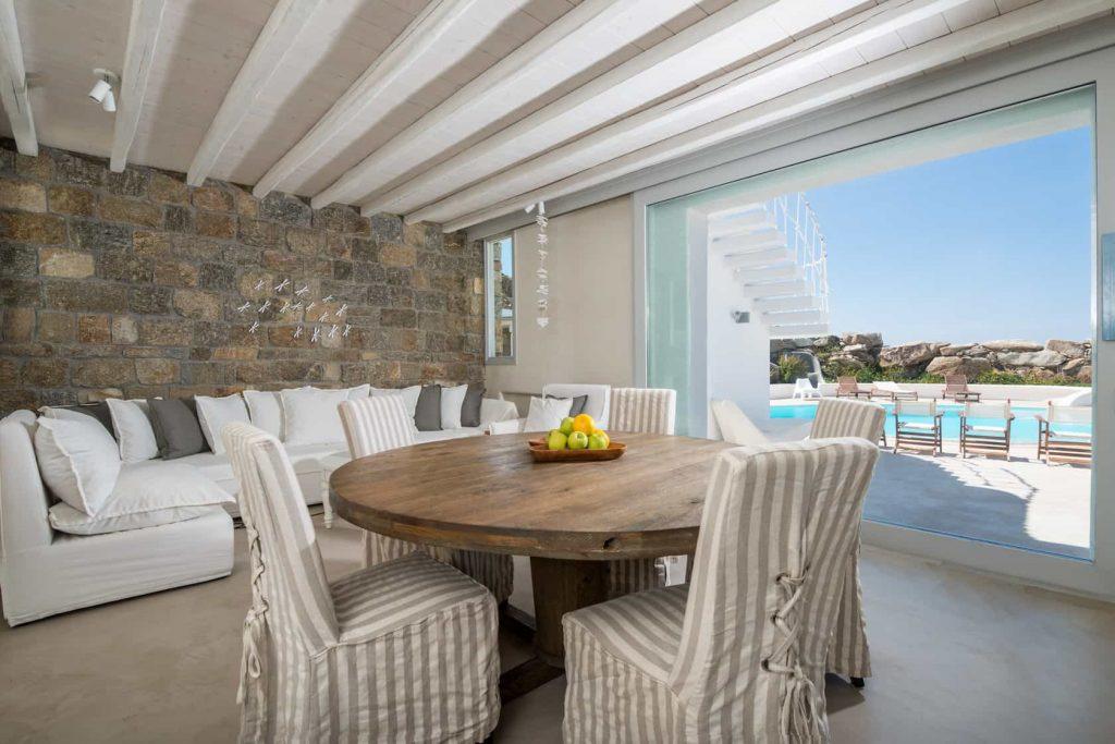 Mykonos luxury villa Parole49