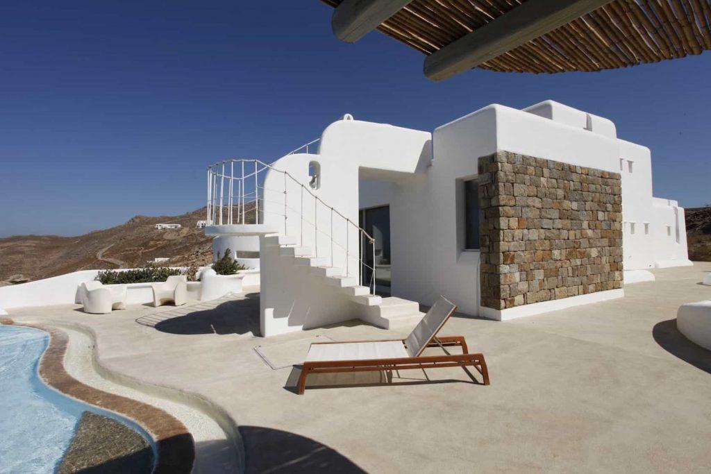 Mykonos luxury villa Parole5