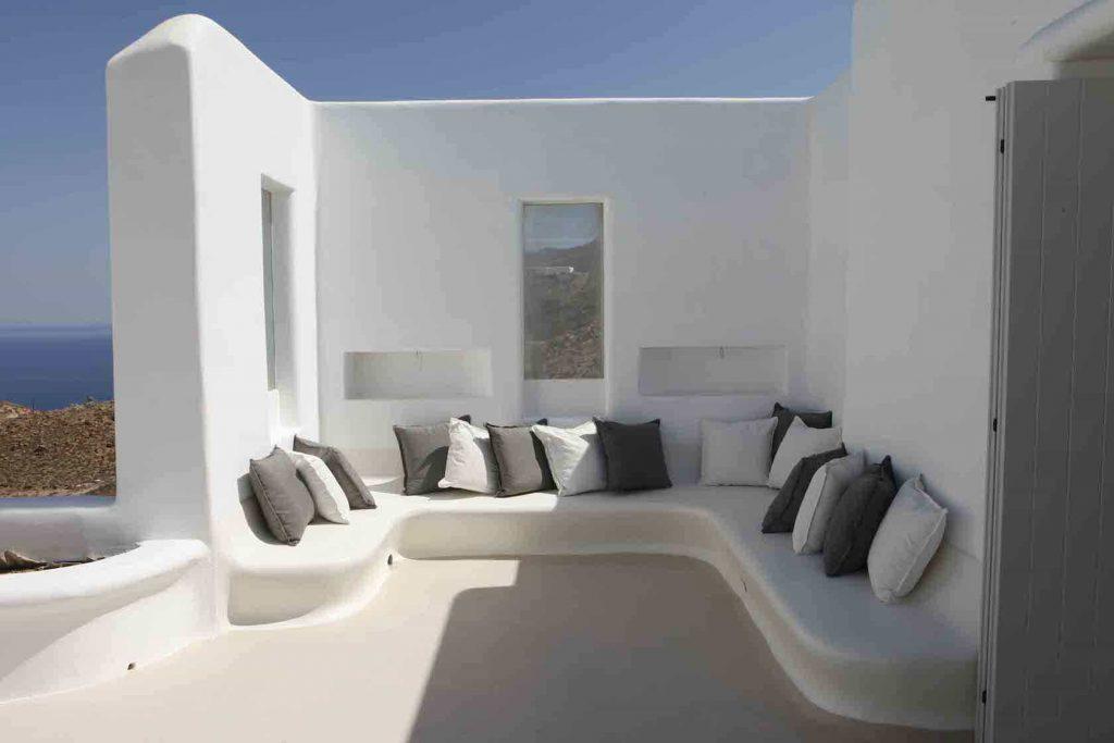 Mykonos luxury villa Parole50