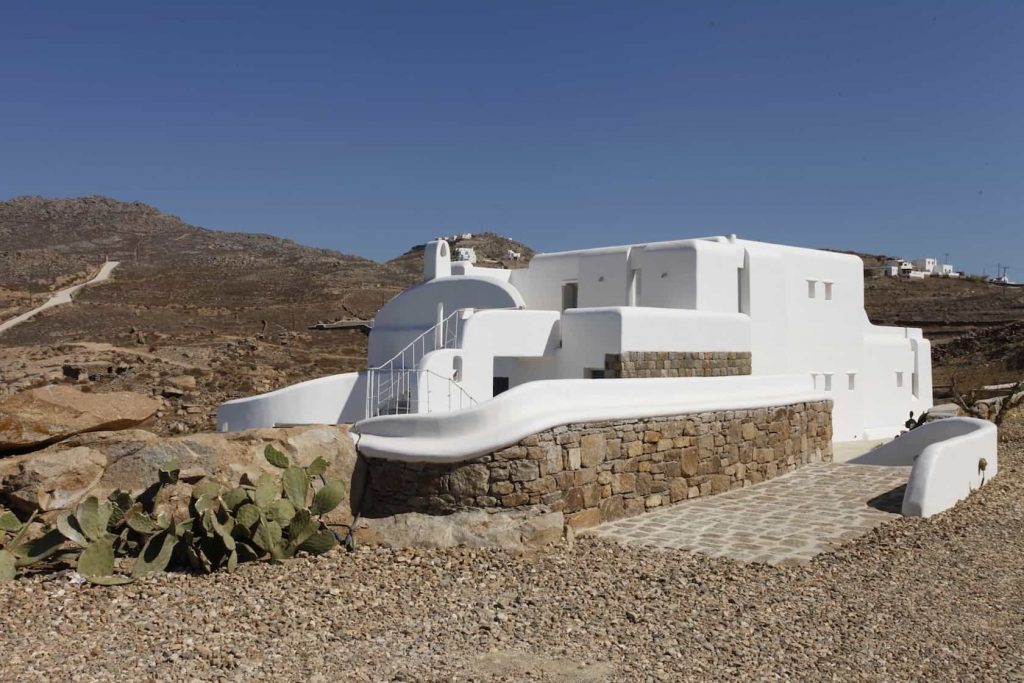 Mykonos luxury villa Parole6