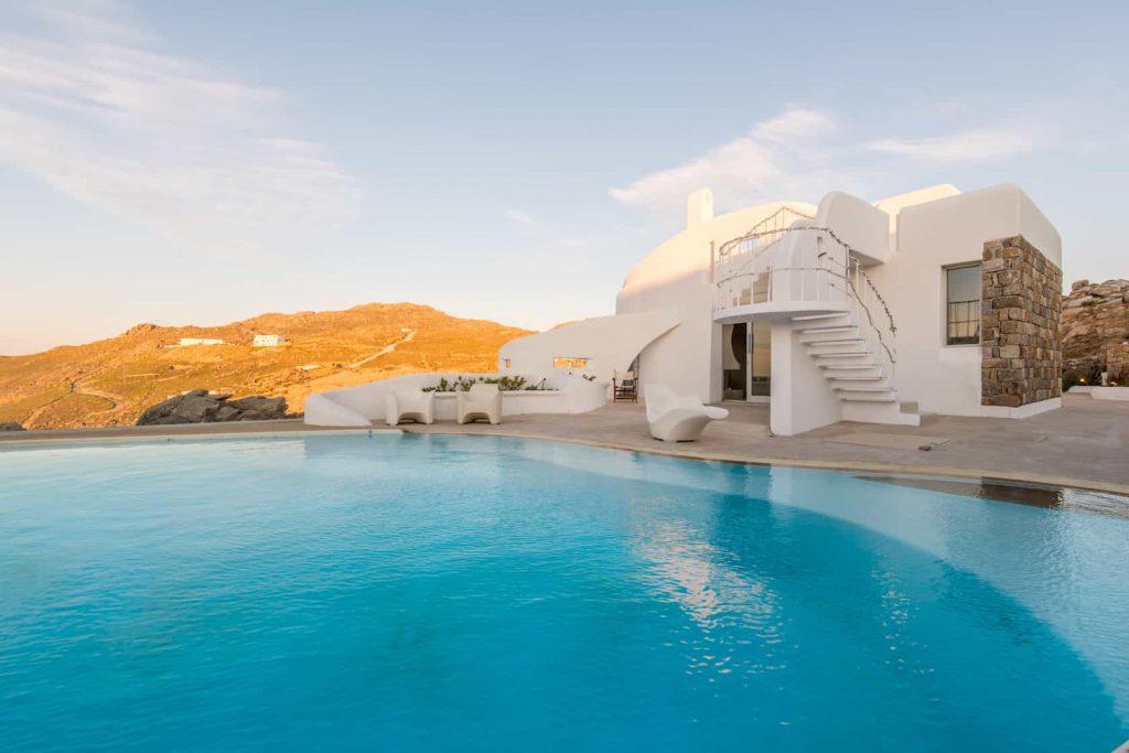 Mykonos luxury villa Parole7
