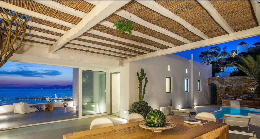 Mykonos Luxury Villa Pearl1