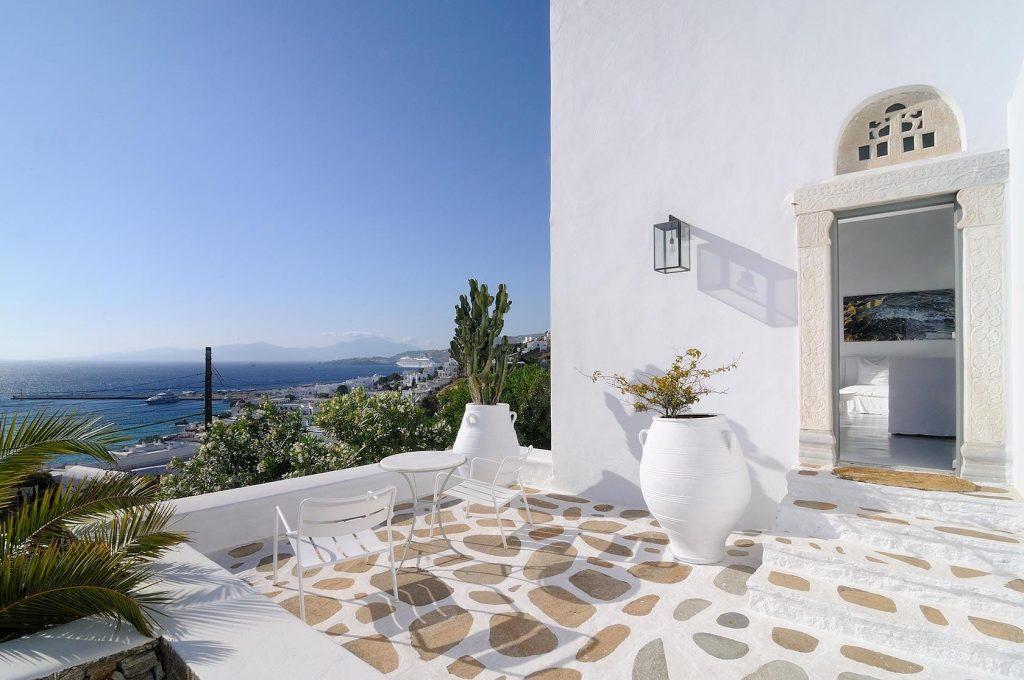 Mykonos Luxury Villa Pearl10
