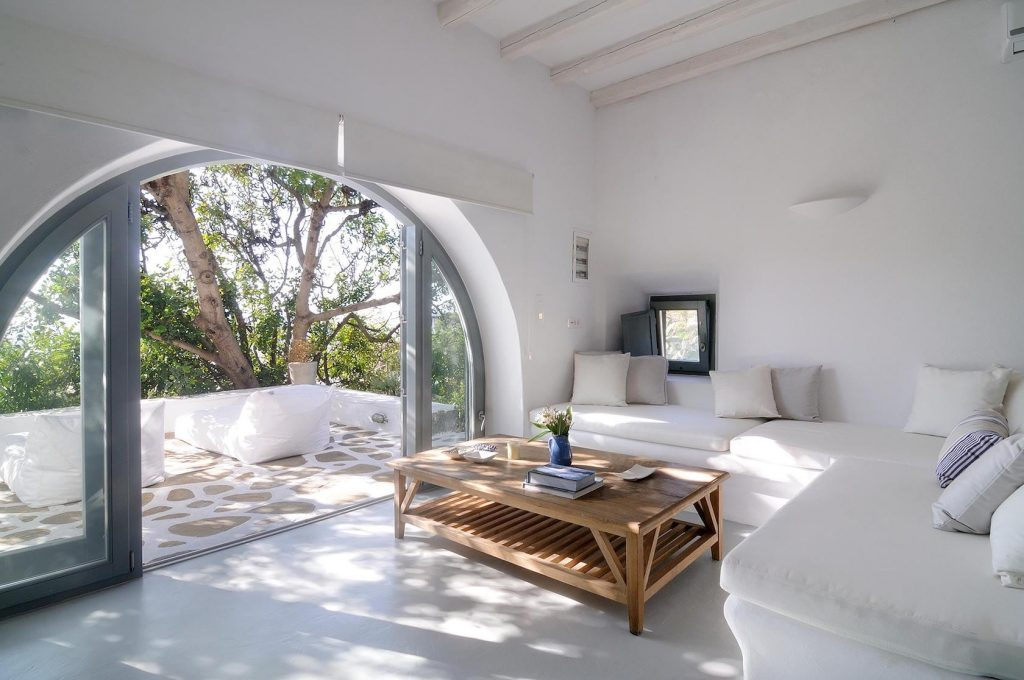 Mykonos Luxury Villa Pearl12