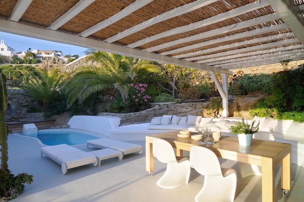 Mykonos Luxury Villa Pearl13