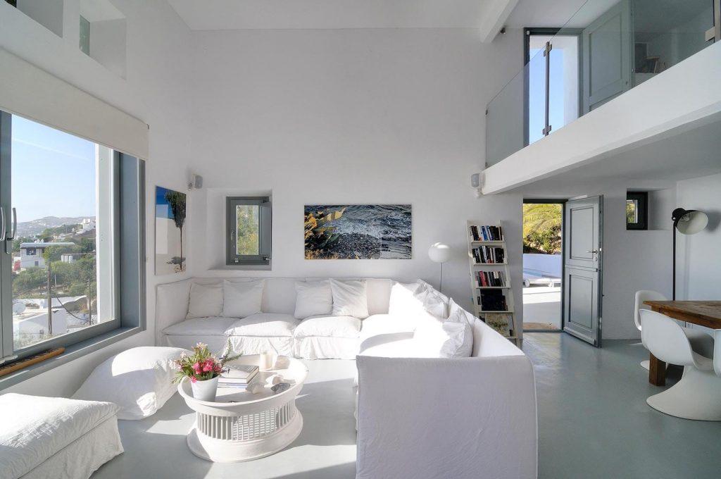 Mykonos Luxury Villa Pearl14