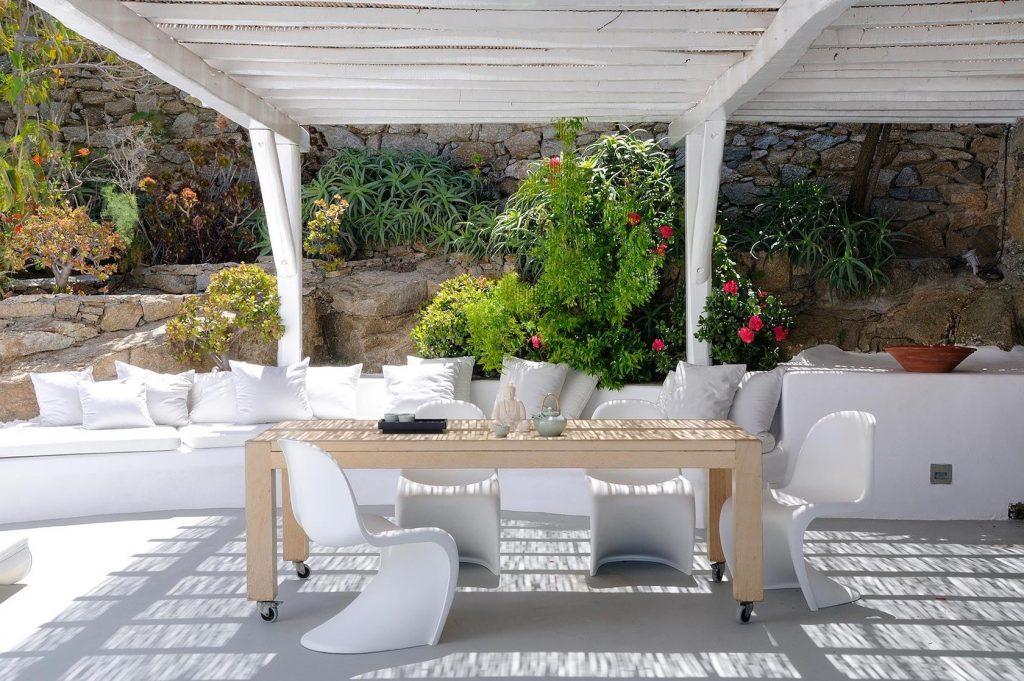 Mykonos Luxury Villa Pearl17
