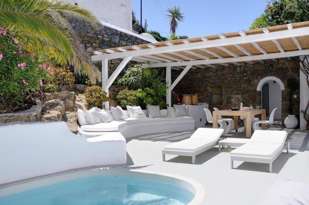 Mykonos Luxury Villa Pearl18