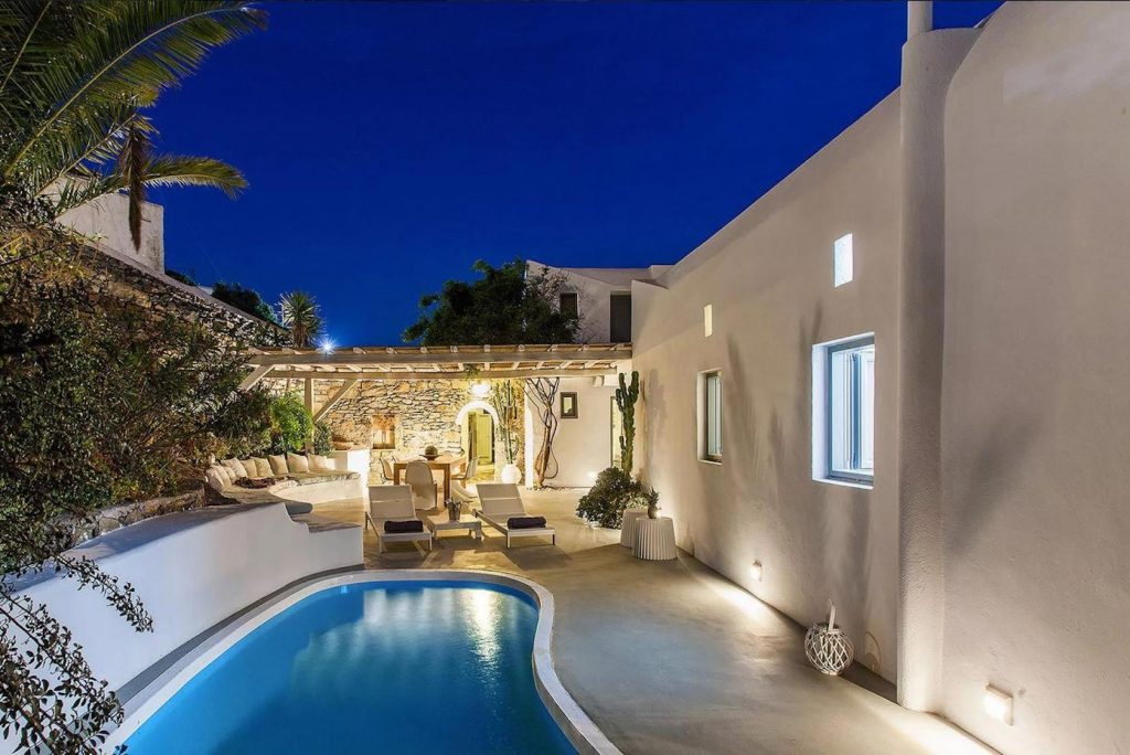 Mykonos Luxury Villa Pearl2