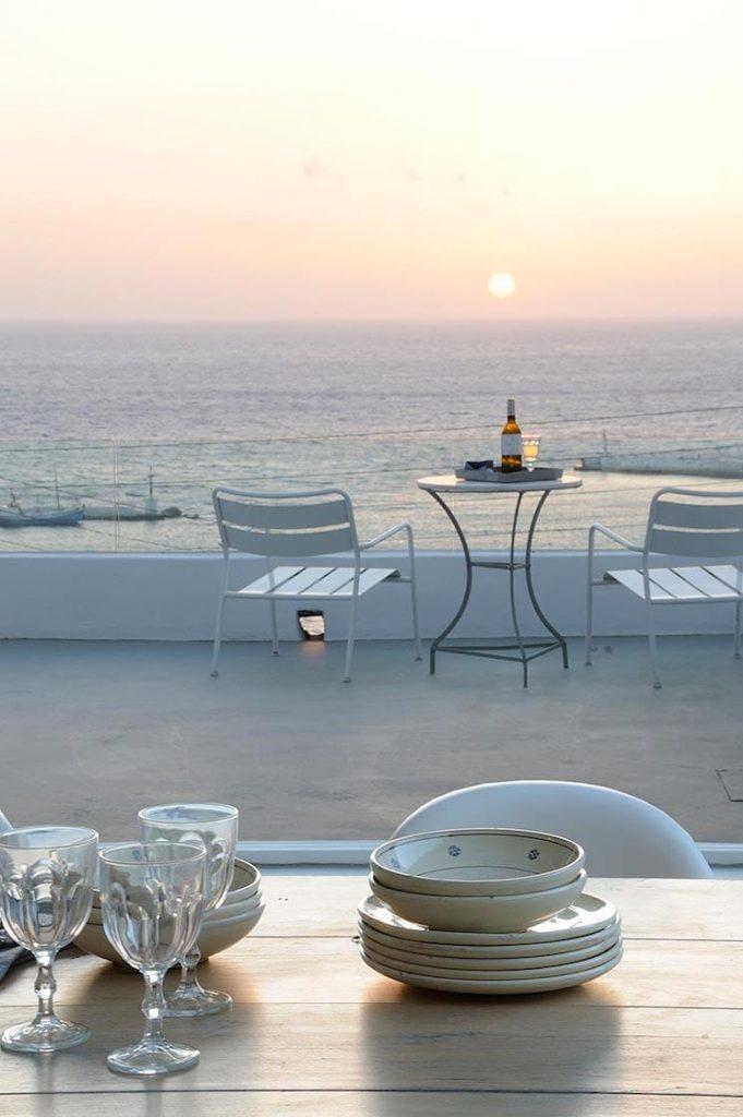 Mykonos Luxury Villa Pearl21