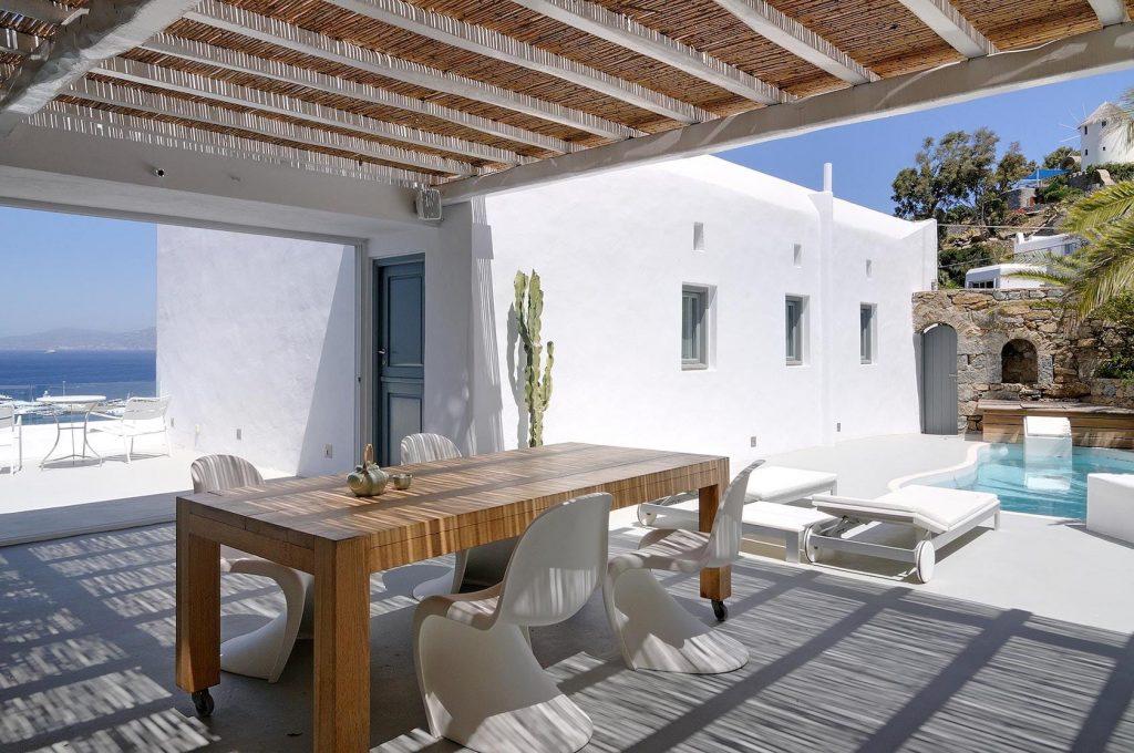 Mykonos Luxury Villa Pearl23