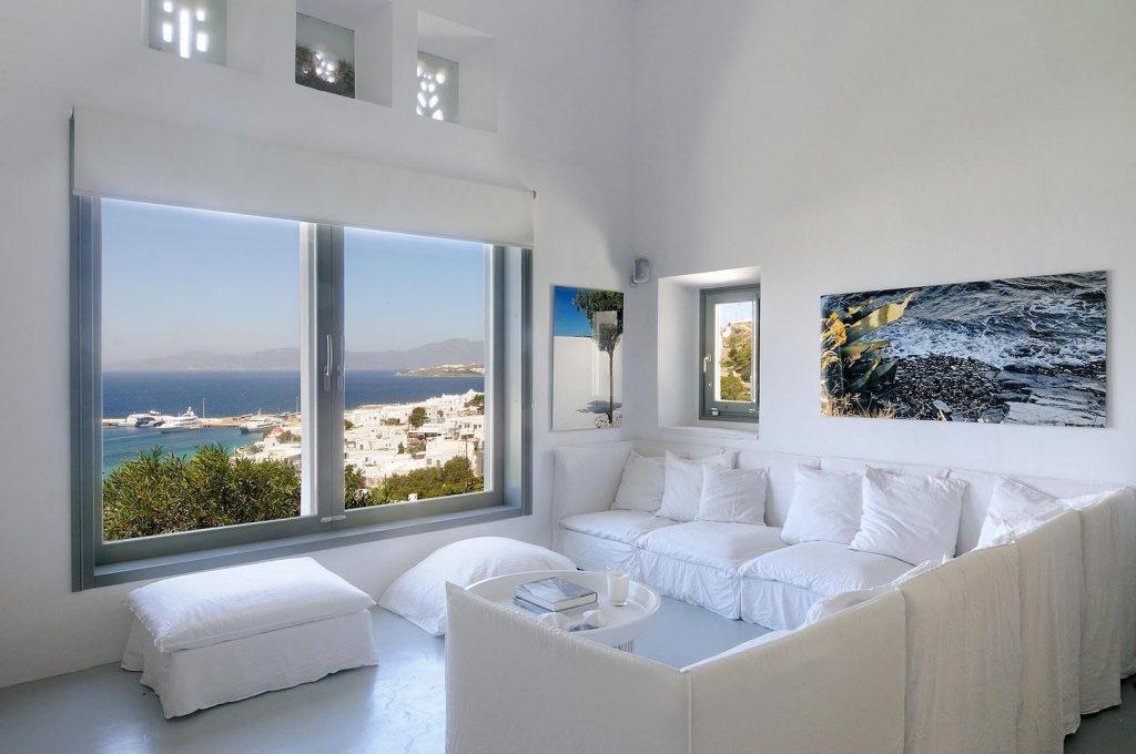 Mykonos Luxury Villa Pearl25