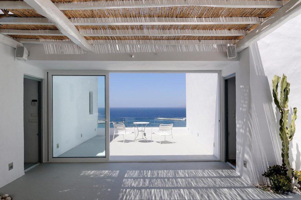Mykonos Luxury Villa Pearl26