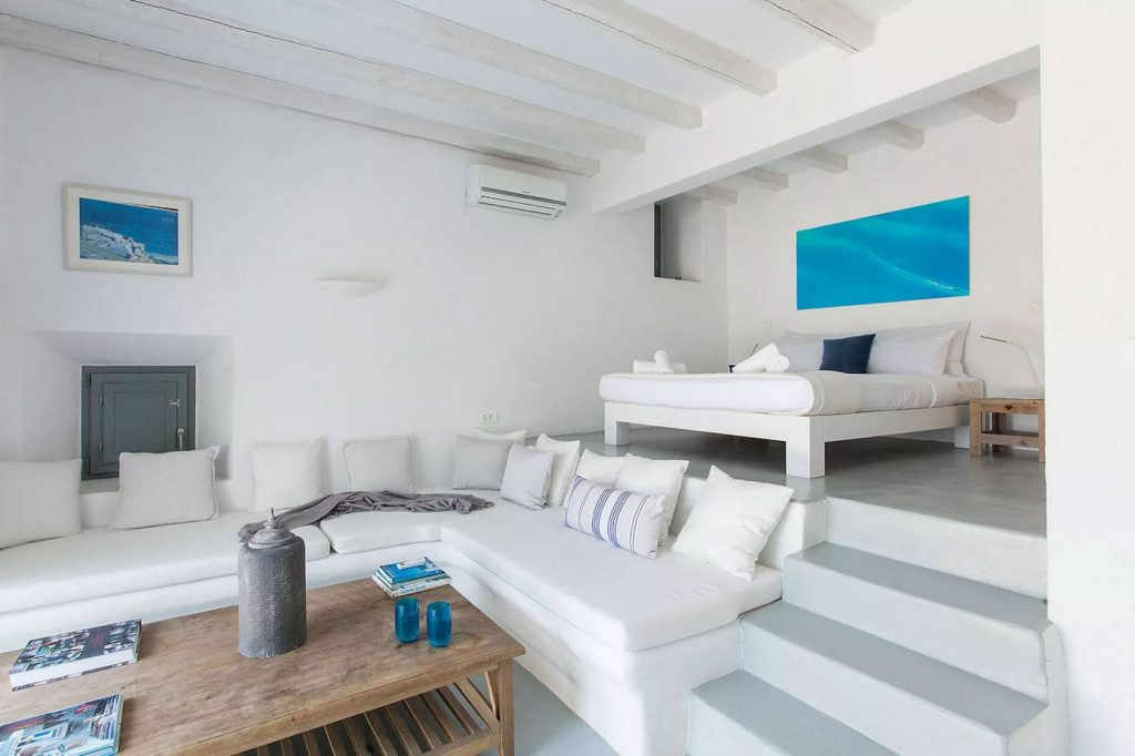 Mykonos Luxury Villa Pearl4