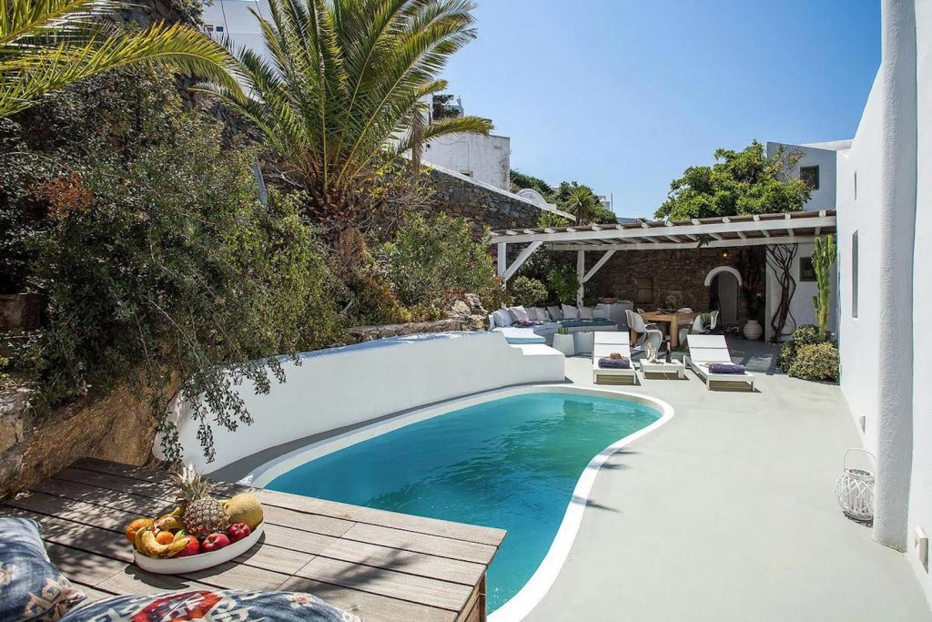 Mykonos Luxury Villa Pearl5
