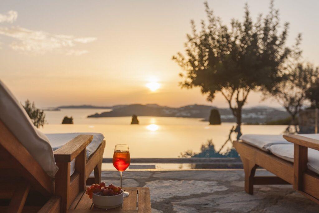 Mykonos Luxury Villa Persephone22