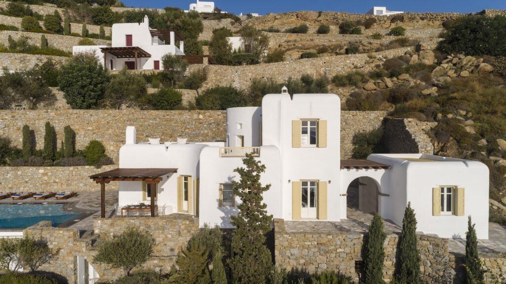 Mykonos Luxury Villa Persephone25