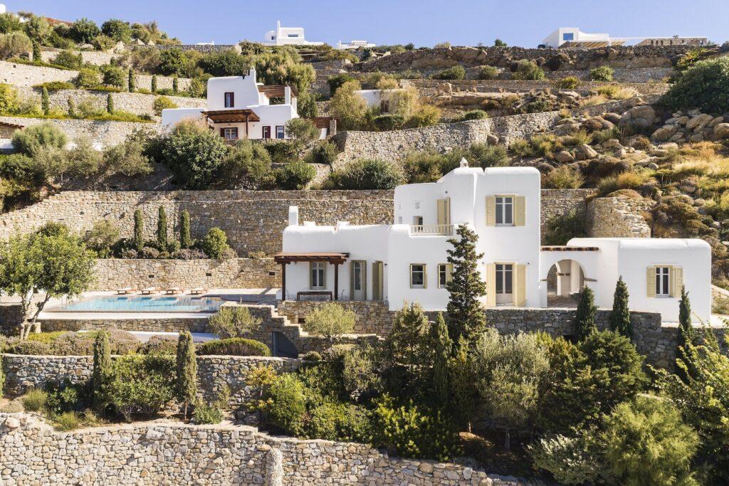 Mykonos Luxury Villa Persephone26
