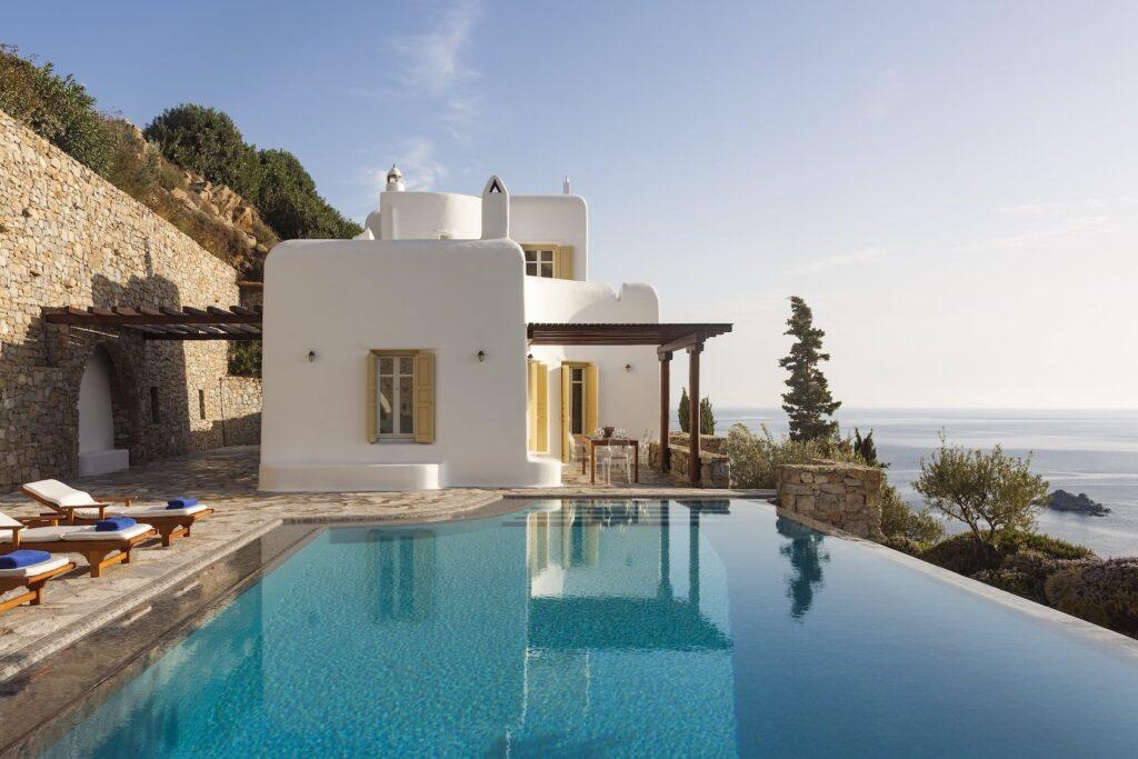 Mykonos Luxury Villa Persephone28