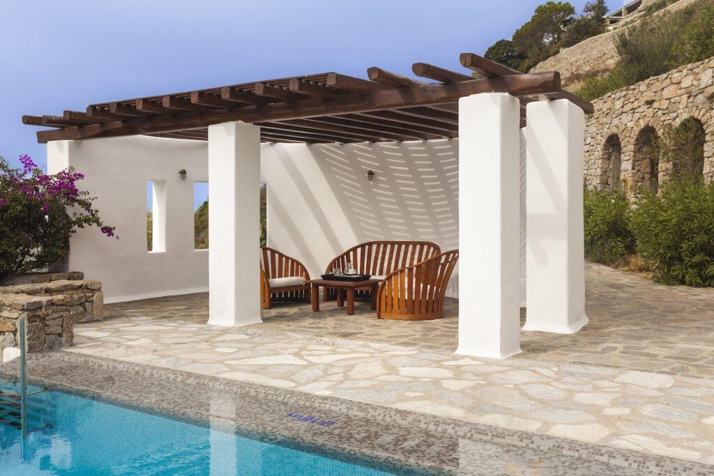 Mykonos Luxury Villa Persephone4