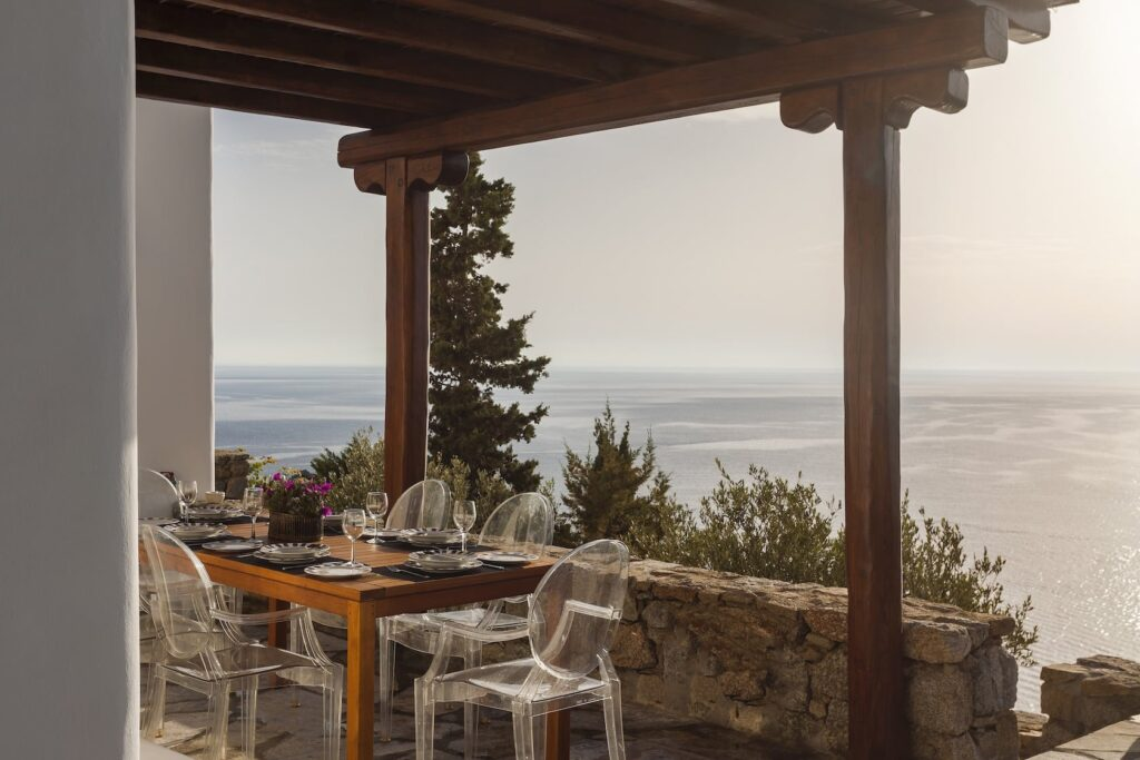 Mykonos Luxury Villa Persephone5
