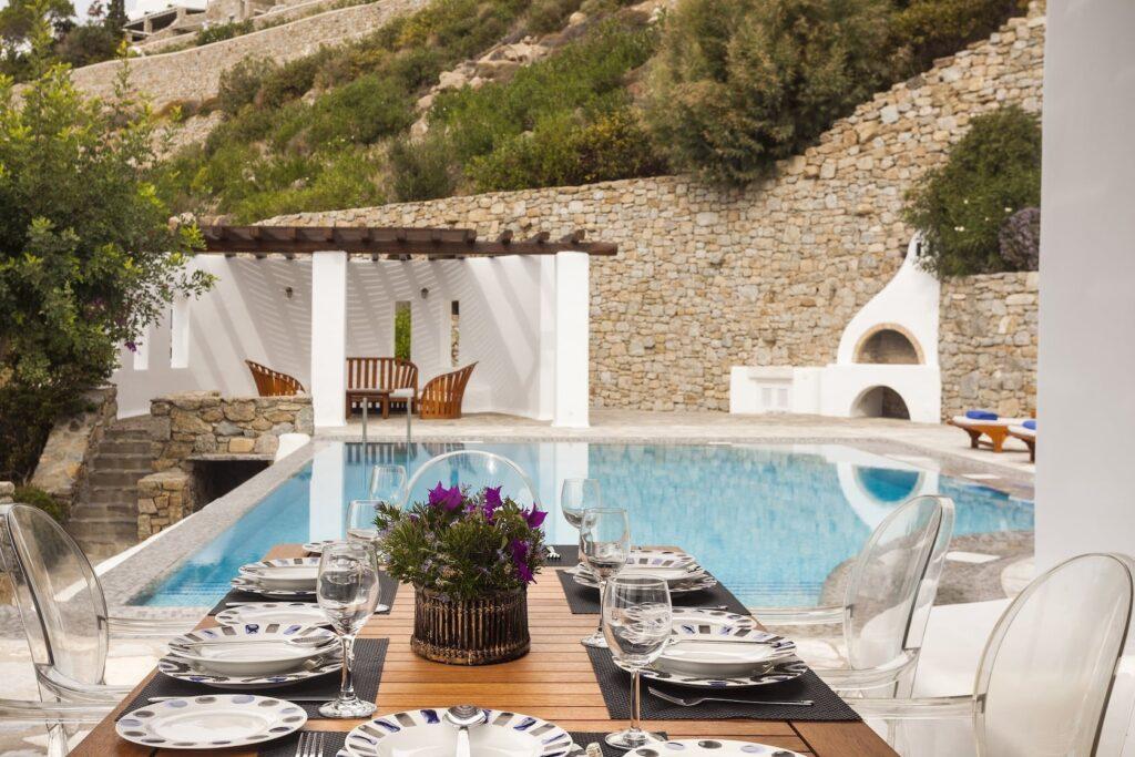 Mykonos Luxury Villa Persephone6
