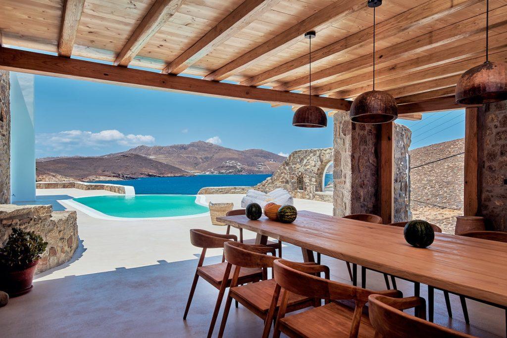 Mykonos Luxury Villa Rebecca34