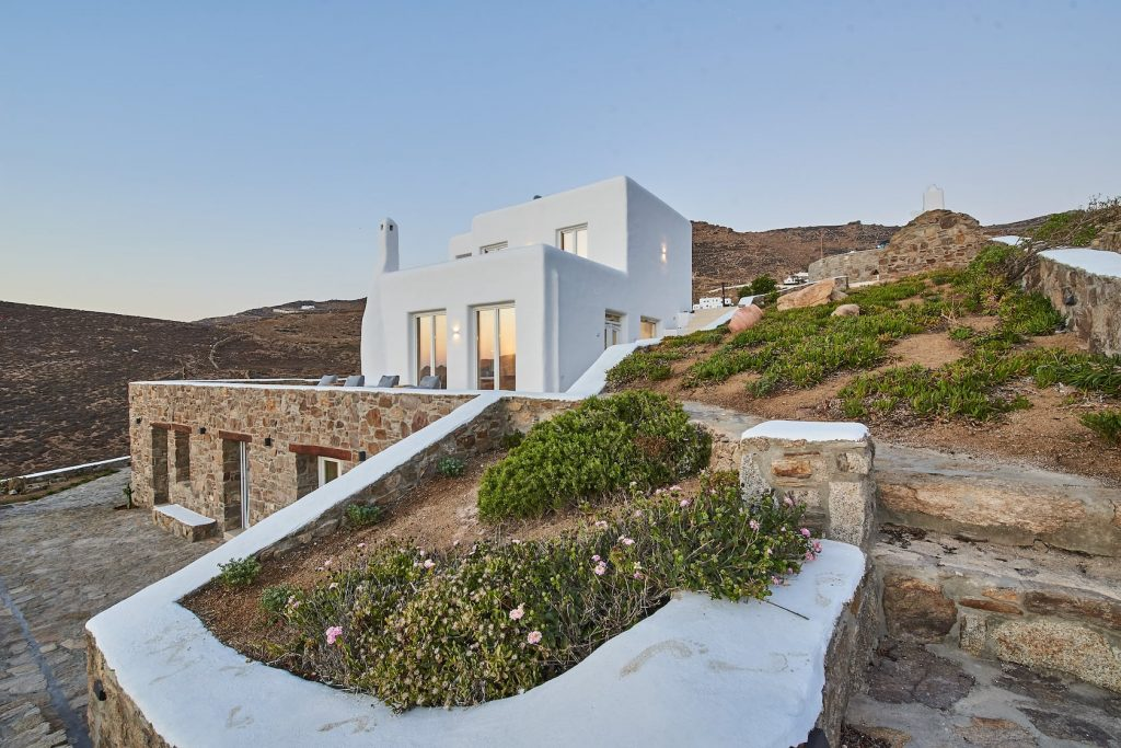 Mykonos Luxury Villa Rebecca5