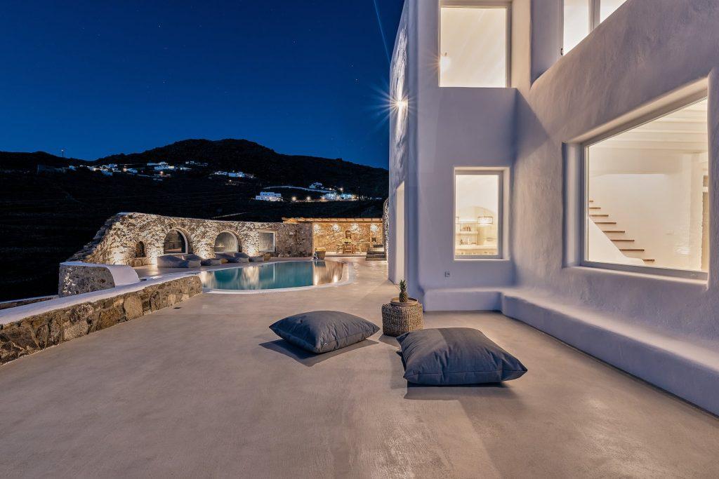 Mykonos Luxury Villa Rebecca9