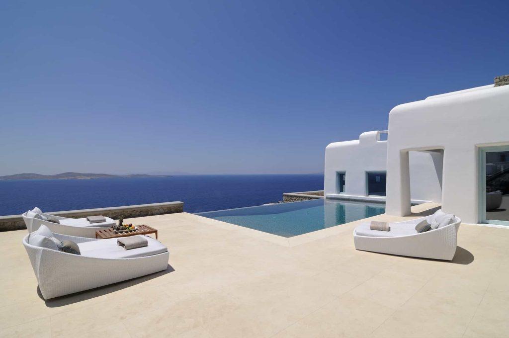 Mykonos luxury villa Rene1